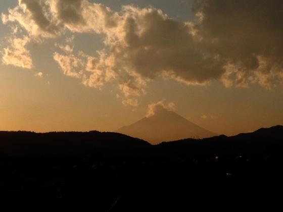 2/8 富士山