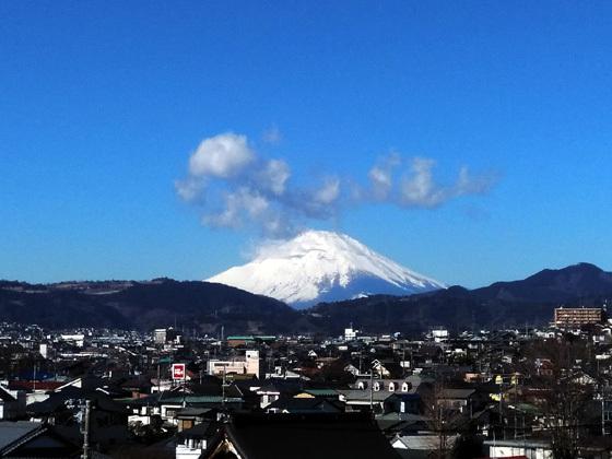 2/16 富士山