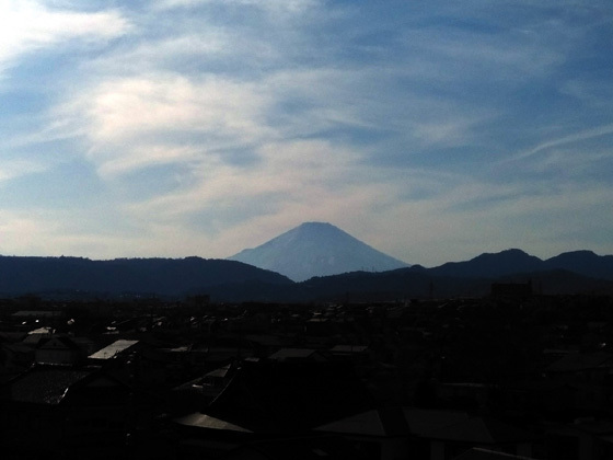 2/28 富士山