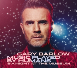 Music Played by Humans & A Night at the Museum (Limited Double CD)