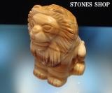 マッドラインストーン ライオン④-1