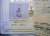 ペタライト10mmSVPT鑑別書