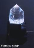 水晶ポリッシュポイント1880g(LEDライト台付)No6