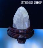 ウルグアイアメシスト原石(台付)670 gNo3