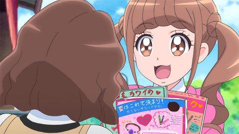 【ヒーリングっど♥プリキュア】第07話「大スクープ!?のどかの秘密」09