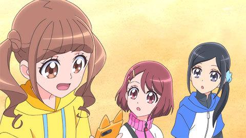 【ヒーリングっど♥プリキュア】第08話「とべないちゆ!?陸上大会 大ピンチ!」09