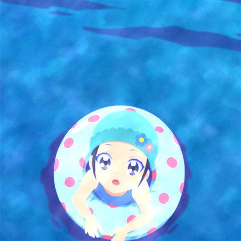 【ヒーリングっど♥プリキュア】第08話「とべないちゆ!?陸上大会 大ピンチ!」08