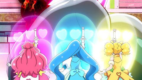 【ヒーリングっど♥プリキュア】第09話「ひなたのカワイイ大作戦!」14