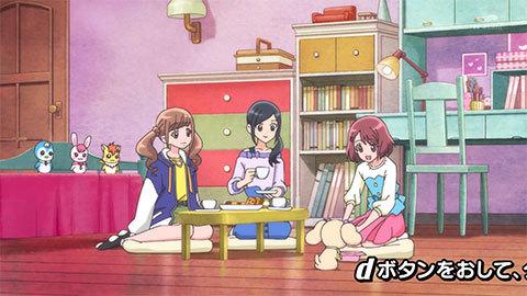 【ヒーリングっど♥プリキュア】第12話「以心伝心!?チームワーク大作戦」01