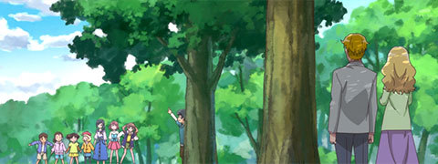 【ヒーリングっど♥プリキュア】第17話「最高のおもてなし!?ちゆのおかみ修行」20