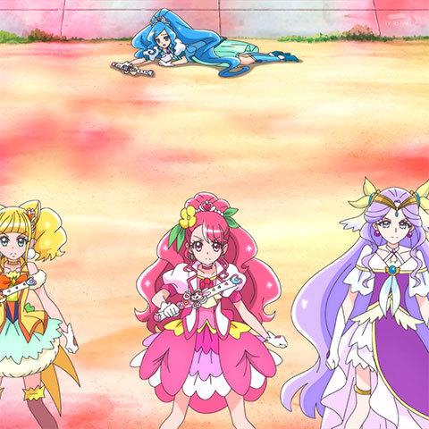【ヒーリングっど♥プリキュア】第38話「女将?ハイジャン? 揺れるちゆの心!」15