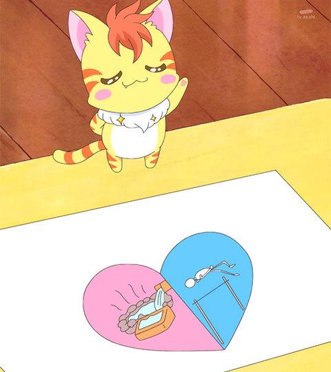 【ヒーリングっど♥プリキュア】第38話「女将?ハイジャン? 揺れるちゆの心!」08