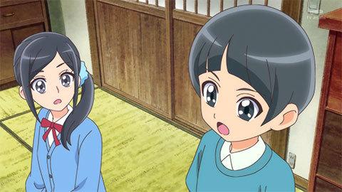 【ヒーリングっど♥プリキュア】第38話「女将?ハイジャン? 揺れるちゆの心!」02