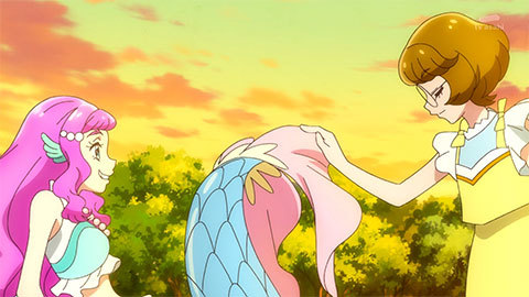 【トロピカル~ジュ!プリキュア】第04話「はじけるキュアパパイア! これが私の物語!」25