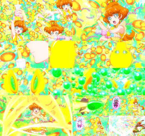 【トロピカル~ジュ!プリキュア】第04話「はじけるキュアパパイア! これが私の物語!」16