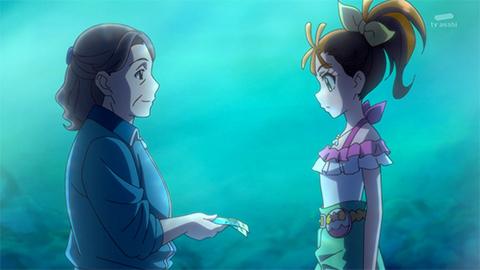 【トロピカル~ジュ!プリキュア】第04話「はじけるキュアパパイア! これが私の物語!」10