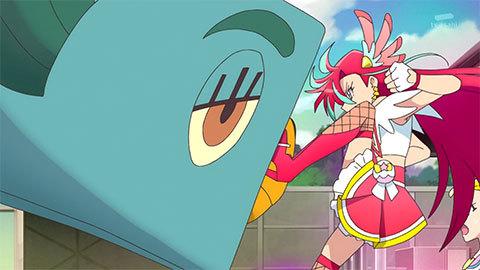 【トロピカル~ジュ!プリキュア】第05話「先輩参上! 燃えろ!キュアフラミンゴ!」18