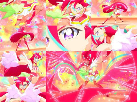 【トロピカル~ジュ!プリキュア】第05話「先輩参上! 燃えろ!キュアフラミンゴ!」16