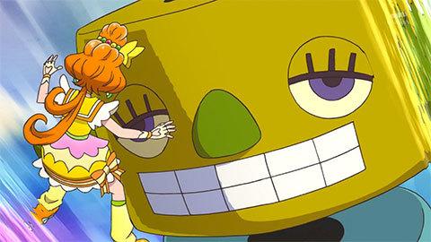 【トロピカル~ジュ!プリキュア】第05話「先輩参上! 燃えろ!キュアフラミンゴ!」13