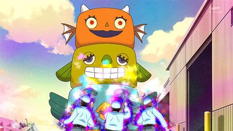 【トロピカル~ジュ!プリキュア】第05話「先輩参上! 燃えろ!キュアフラミンゴ!」12