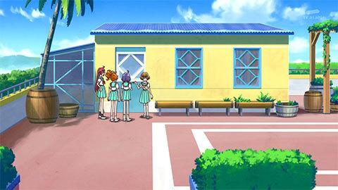 【トロピカル~ジュ!プリキュア】第05話「先輩参上! 燃えろ!キュアフラミンゴ!」07