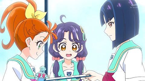 【トロピカル~ジュ!プリキュア】第05話「先輩参上! 燃えろ!キュアフラミンゴ!」05