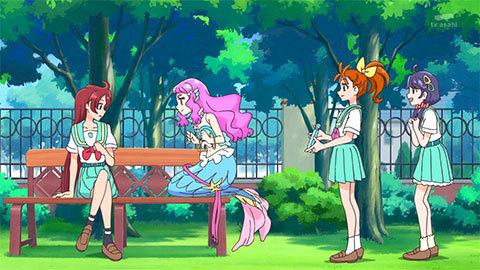 【トロピカル~ジュ!プリキュア】第05話「先輩参上! 燃えろ!キュアフラミンゴ!」04