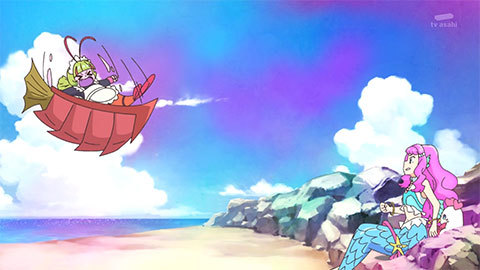 【トロピカル~ジュ!プリキュア】第07話「やってくる!海の妖精くるるん!」13