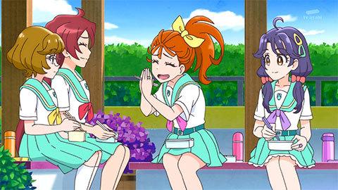 【トロピカル~ジュ!プリキュア】第08話「初めての部活!お弁当でトロピカっちゃえ!」05