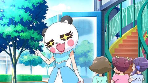 【トロピカル~ジュ!プリキュア】第09話「メイクは魔法?映画でトロピカる!」14