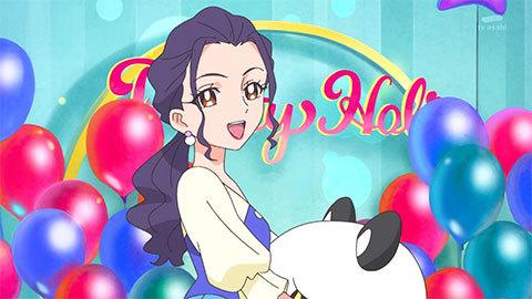 【トロピカル~ジュ!プリキュア】第09話「メイクは魔法?映画でトロピカる!」08