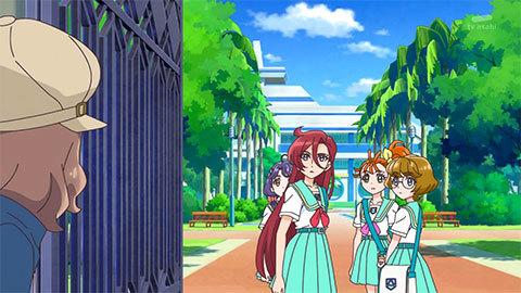 【トロピカル~ジュ!プリキュア】第09話「メイクは魔法?映画でトロピカる!」04