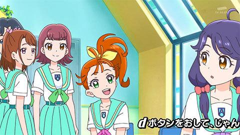 【トロピカル~ジュ!プリキュア】第09話「メイクは魔法?映画でトロピカる!」01