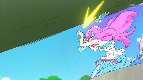 【トロピカル~ジュ!プリキュア】第10話「やる気重ねて!プリキュア!ミックストロピカル!!」11