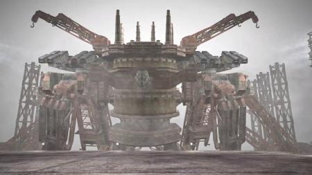 FF14 複製サレタ工場廃墟 エンゲルス