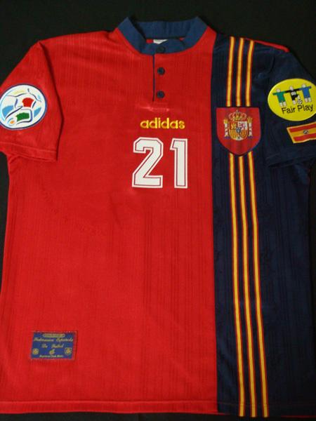 96 SPAIN (H)