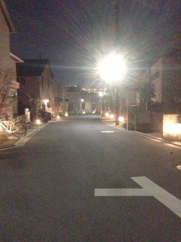 夜の散歩0 200327