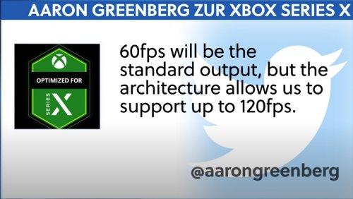 XboxシリーズXで60fps