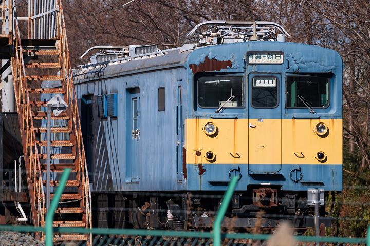 クモヤ143-474s