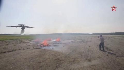 飛行機からの火災の消火_01