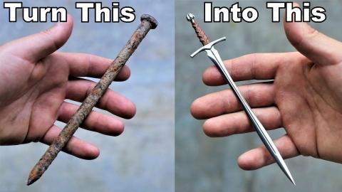釘から剣を作る_01