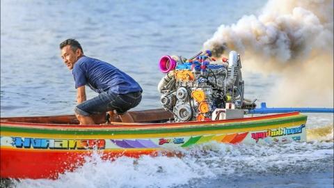 ボートのドラッグレース_01
