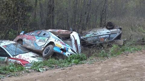 ロシアのラリーカーのレース_01