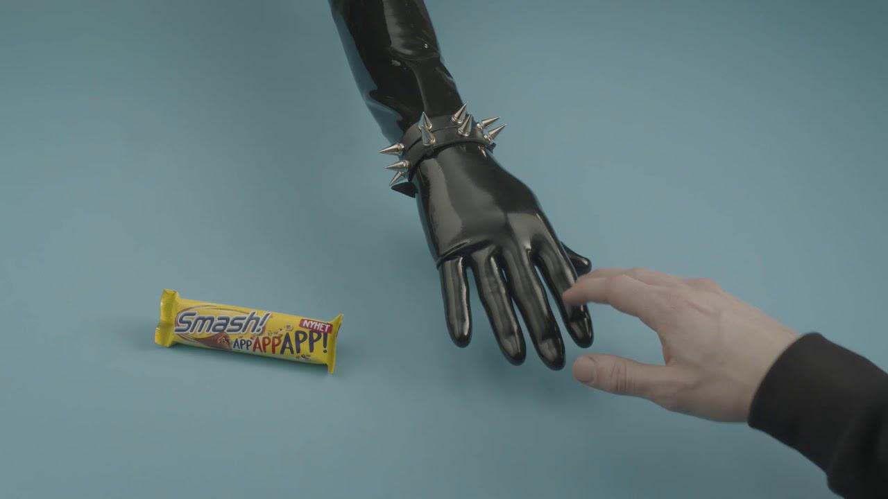 おいしそうなチョコを盗ろうとする宣伝がシュール過ぎる!!