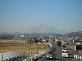 朝210120富士山