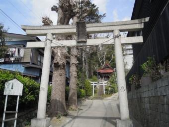 御嶽神社210320