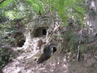 横穴群210331古墳時代