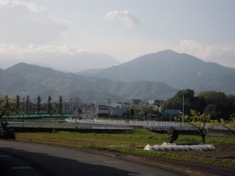 今日の大山210407