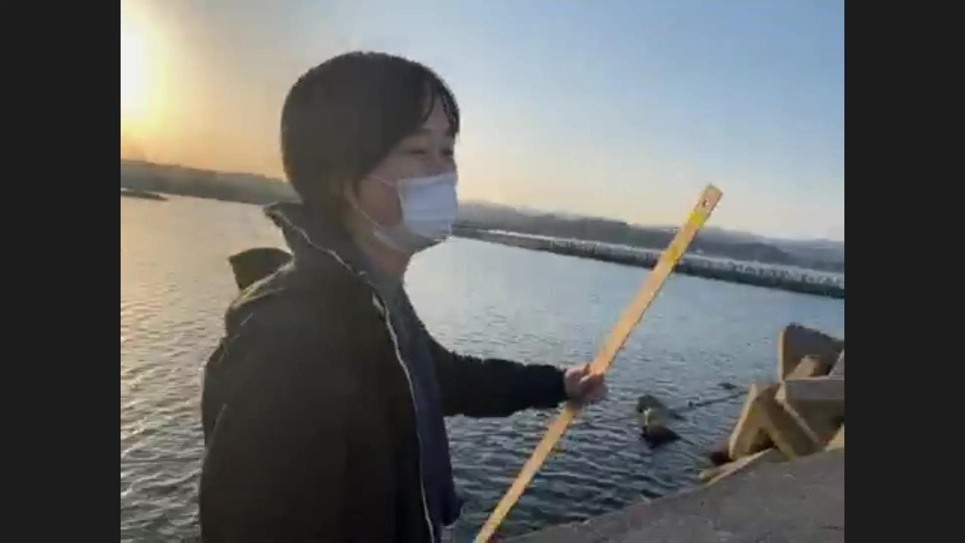 氷見オンライン魚釣り報告10