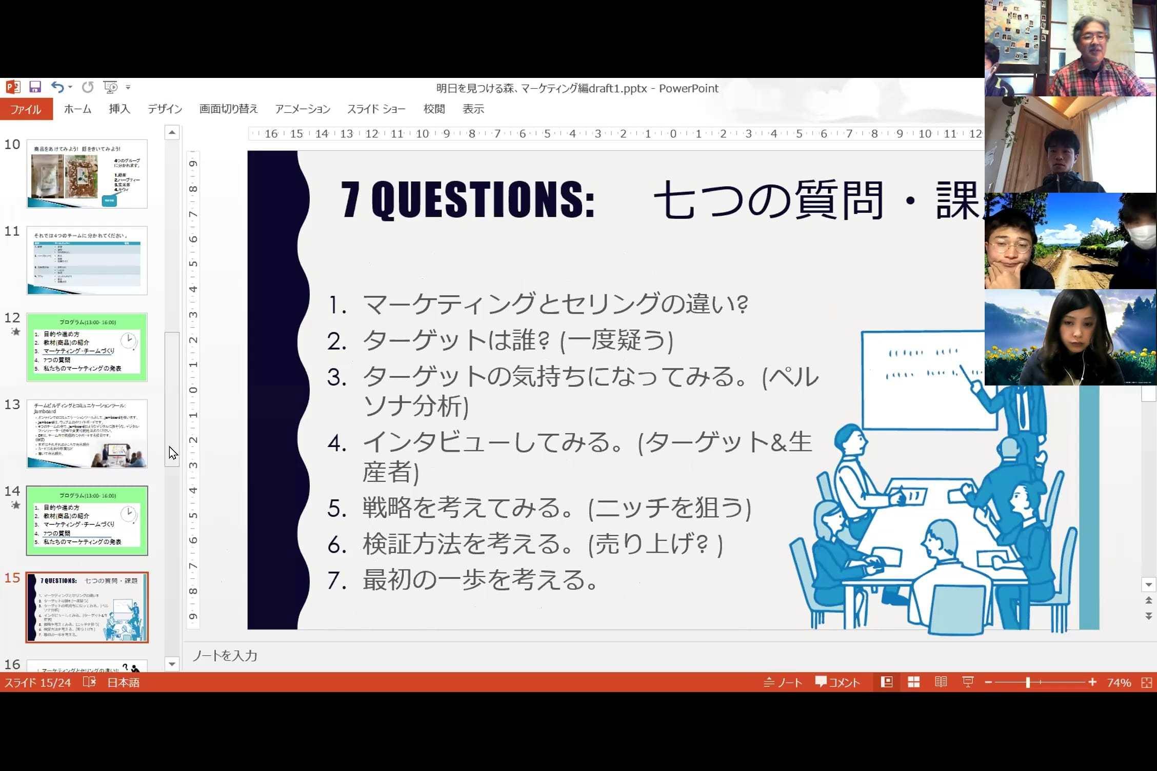 掛川マーケティング報告10